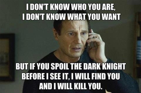 the dark knight rises spoiler This Week on Stimulated Boredom
