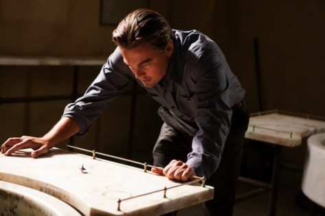 Inception production still 13 473x315 Inception Is Reality: Fancy Some Mind Fornication?