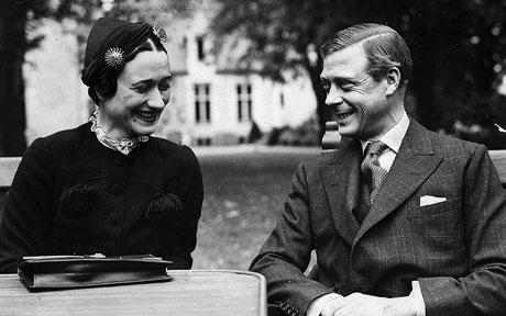 Edward Wallis Simpson Review: The Kings Speech
