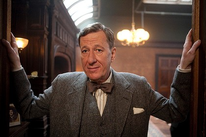 Gefforey Rush Lionel Logue Review: The Kings Speech