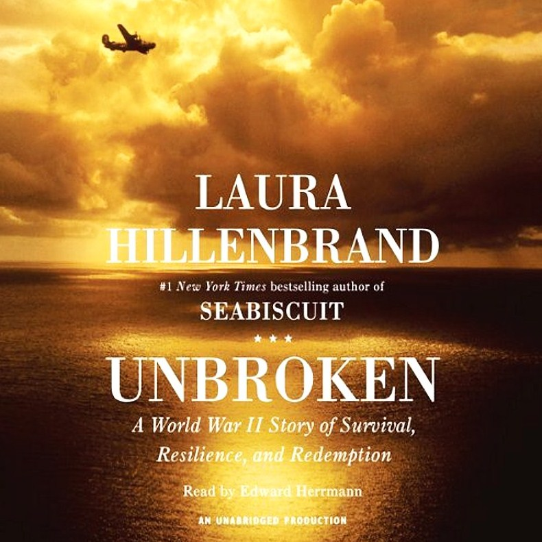 Book Review  Unbroken  A World War II Story of Survival