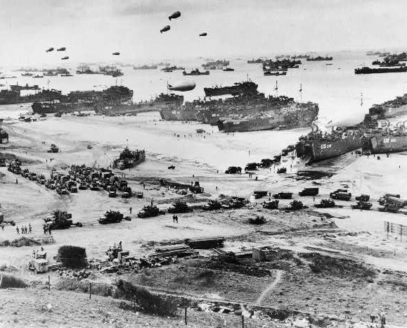 DDay.Landing.WWII  June 6, 1944: Remembering D Day 67 Years Later