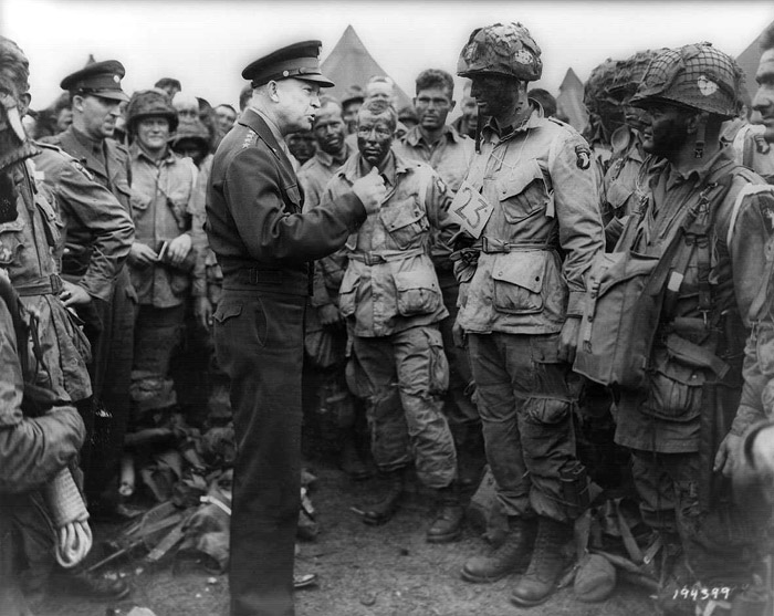 Eisenhower DDay 101st June 6, 1944: Remembering D Day 67 Years Later