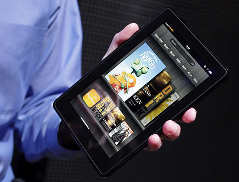 Kindle Fire's Attractive Price Puts It Within Reach of Millions of Budget Conscious Consumers