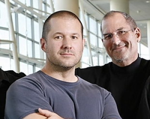 Steve Jobs Jony Jonathan Ive Book Review: Steve Jobs