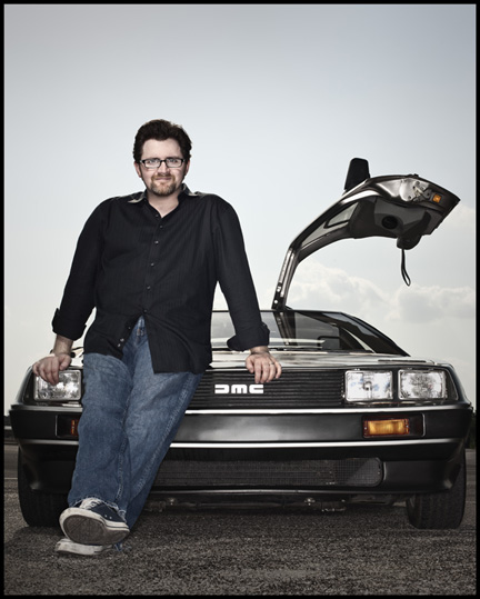 Ernest Cline Author Photo1 Book Review: Ready Player One by Ernest Cline