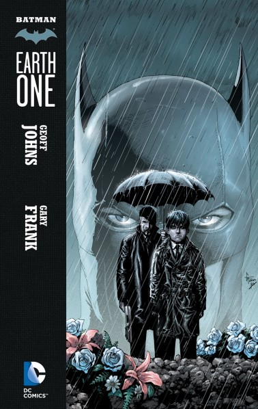 Batman Earth One Cover Batman: Earth One Review