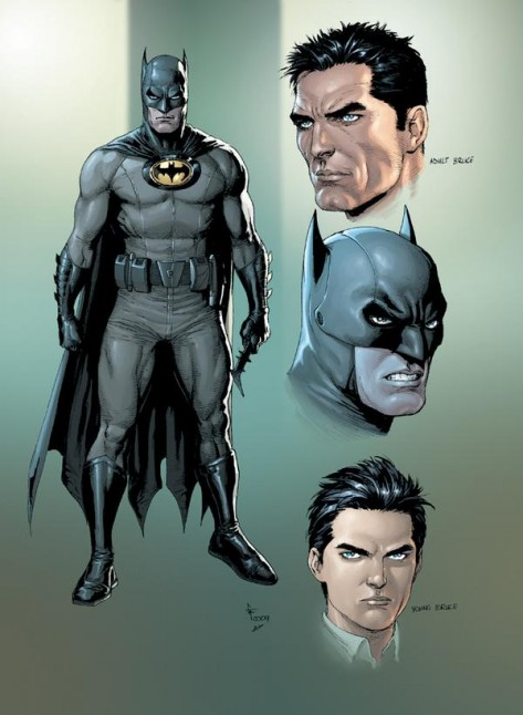 Batman earth one art2 473x646 Batman: Earth One Review