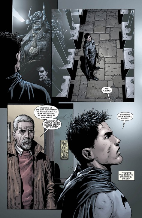 Batman earth one art3 473x727 Batman: Earth One Review