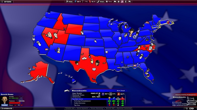 The Political Machine Election Map The Political Machine 2012 Review