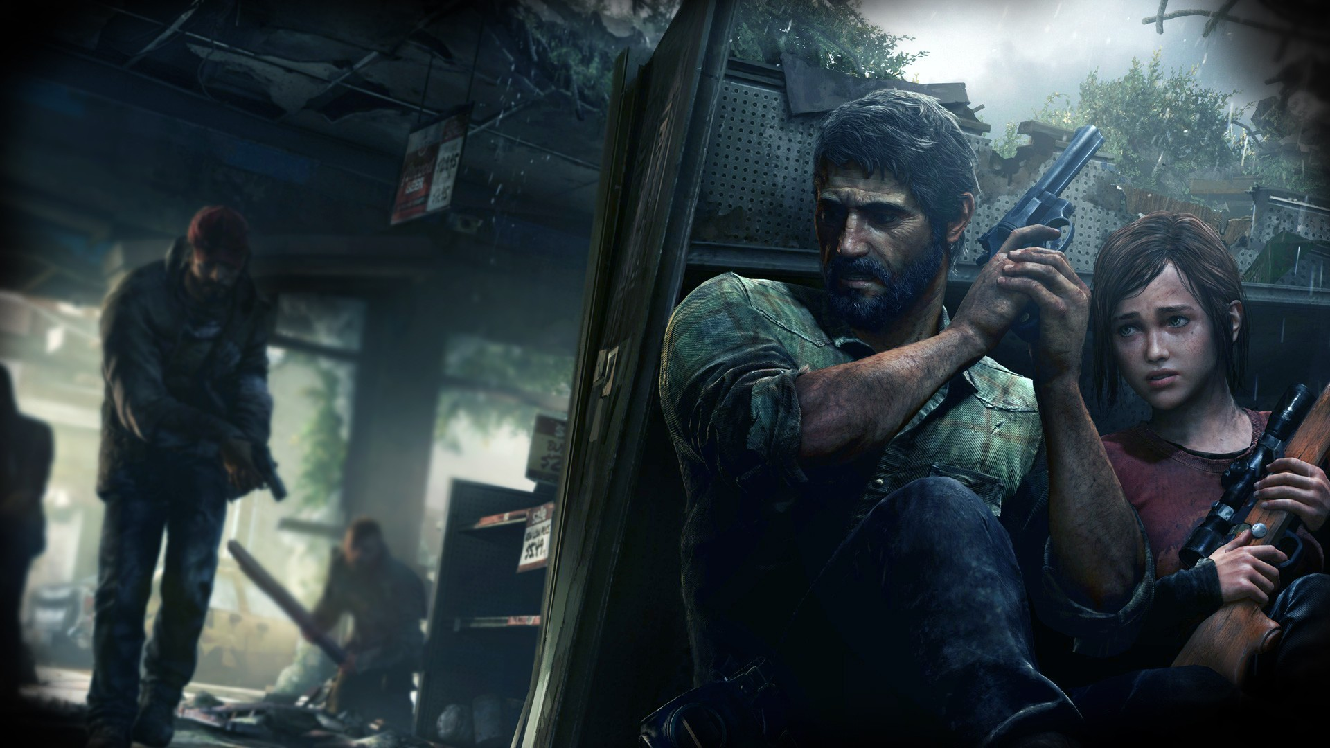 Xbox Games Reviews The Last Of Us Review Stimulated Boredom